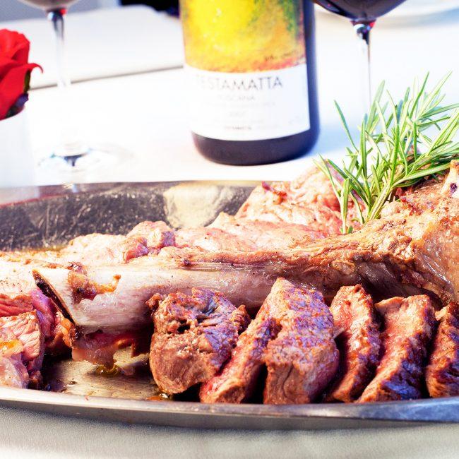 Bistecca alla Fiorentina razza Chianina